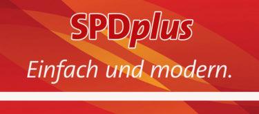 SPDpluas - einfach und modern