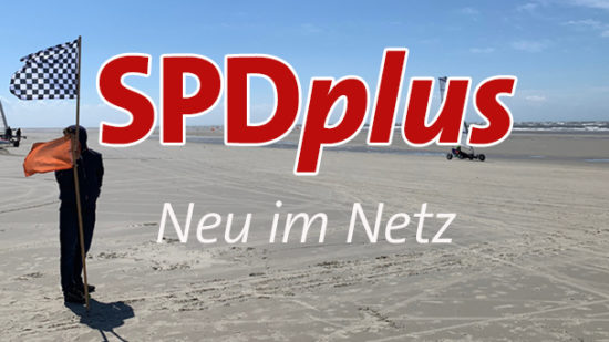 Strandsegler in St. Peter Ording