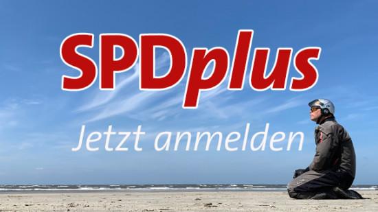 Symboldbild SPDplus Anmeldung