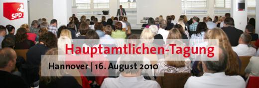Hauptamtlichen-Tagung 2010