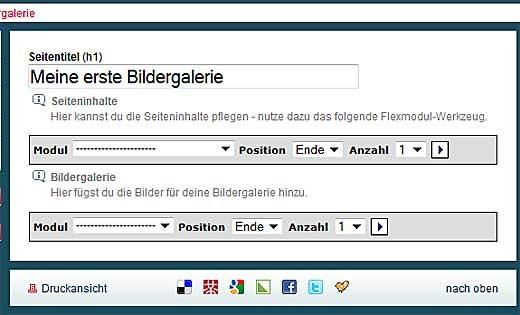 Bildergalerie - Template (21.02.12)