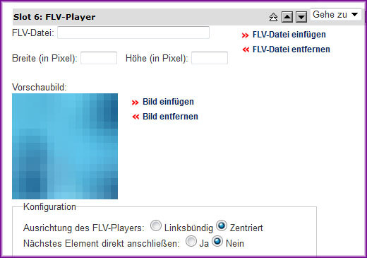Screenshot FLV-Player (1)