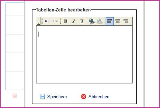 Screenshot Tabelle (erweitert) - 4
